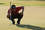 DORAL, FL. - Camilo Villegas during final round play at the 2009 World Golf Championships CA Championship at Doral Golf Resort and Spa in Doral, FL. on March 15, 2009