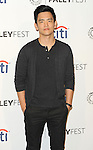 """John Cho at the 2014 PaleyFest """"Sleepy Hollow"""" arrivals held at The Dolby Theatre Los Angeles, Ca. March 19, 2014."""