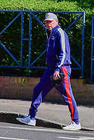 LONDON <br /> ************WORLD MANAGED******<br /> PICTURES BY JUSTIN/EAGLEPRESS<br /> PLS CREDIT ALL USES<br /> ----------------------------------<br /> BORIS BECKER SEEMS THOUGHTFUL  AS HE GOES TO THE GYM FOR A WORKOUT<br /> -----------------------------------<br /> CONTACT: <br /> photos@eaglepress.us<br /> T 07488472424<br /> ----------------------------------------------------<br /> FOR UK PUBLICATIONS AND OTHER COUNTRIES REQUIRED BY LAW PICTURES CONTAINING CHILDREN PLS PIXELATE THEIR FACES PRIOR TO PUBLICATION<br /> EAGLEPRESS MEDIA DONT TAKE ANY RESPONSABILITY IF THE PUBLICATION DO NOT PIXELATE CHILDREN FACES