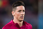 Fernando Torres of Atletico de Madrid in training prior to the Copa del Rey 2016-17 Semi-final match between FC Barcelona and Atletico de Madrid at the Camp Nou on 07 February 2017 in Barcelona, Spain. Photo by Diego Gonzalez Souto / Power Sport Images