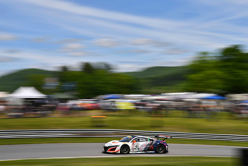 Pirelli World Challenge<br /> Grand Prix of Lime Rock Park<br /> Lime Rock Park, Lakeville, CT USA<br /> Saturday 27 May 2017<br /> Ryan Eversley / Tom Dyer<br /> World Copyright: Richard Dole/LAT Images<br /> ref: Digital Image RD_LMP_PWC_17186