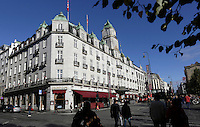 Grand Hotel Oslo, Norway.
