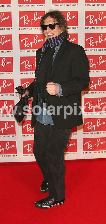 ALL ROUND PICTURES FROM SOLARPIX.COM.Mick Rock attends the Ray Ban Wayfarer Uncut Sessions Party at the Electric Ballroom in Camden, London on 12.12.06.  Job Ref: 3155/SSD..MUST CREDIT SOLARPIX.COM OR DOUBLE FEE WILL BE CHARGED.