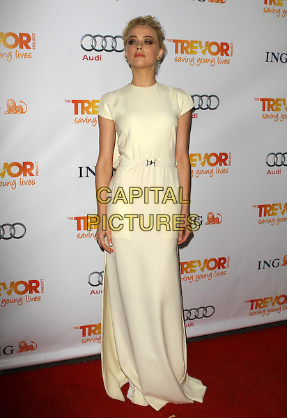 Amber Heard.Trevor Live at The Hollywood Palladium in Hollywood, California, USA..December 4th, 2011.full length dress sleeveless white cream  .CAP/ADM/KB.©Kevan Brooks/AdMedia/Capital Pictures.