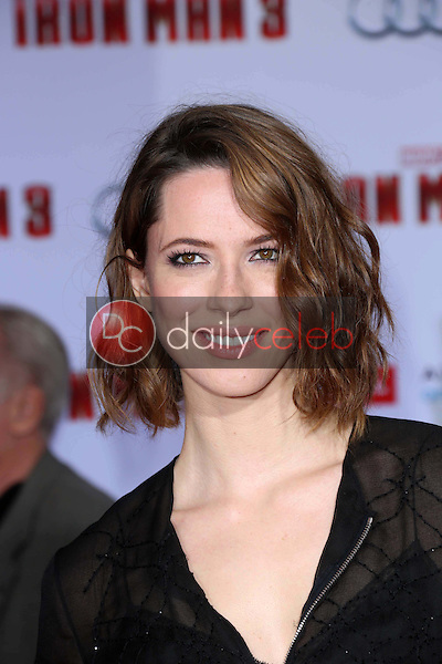 Rebecca Hall<br />