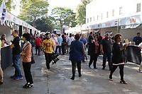 SÃO PAULO, SP, 04.06.2017 - IMIGRANTE-SP - Movimentação na 22ª Festa do Imigrante, realizada no Museu da Imigração em Sao Paulo, que conta com danças folclóricas, comidas e doces típicos, artesanato, cursos de danças. O evento ocorre nos dias 04, 10 e 11 de Junho de 2017 (Foto: Paulo Guereta/Brazil Photo Press/Folhapress)