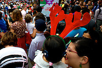Martin Place Children's Concert & Tree Lighting, 28.11.2013