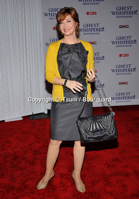 Sharon Lawrence _25   -<br /> Ghost Whisperer  100th Episode at  XIV By Michael Mina in Los Angeles.