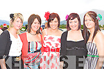 Dressed for success at the Killarney Races ladies day on Thursday was l-r: Jennifer Buckley, Aisling Collins, Lisa Goulding, Marguerite O'Connor and Christine Collins Gneeveguilla