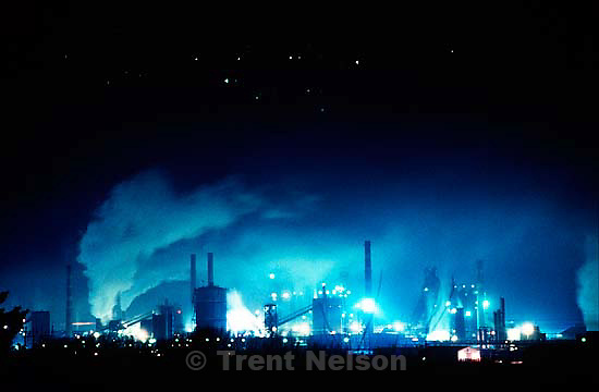 Geneva Steel, 1989.<br />