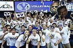 2014 BYU Women's Volleyball vs Washington