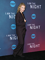 "09 May 2019 - North Hollywood, California - Connie Nielsen. Emmy FYC for TNT'S ""I Am the Night"" held at the Saban Media Center at the Television Academy. Photo Credit: Birdie Thompson/AdMedia"