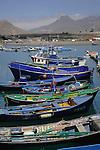Las Galletas fishing boats,Tenerife, Canary Islands