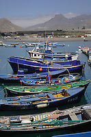 Las Galletas fishing boats,Tenerife, Canary Islands