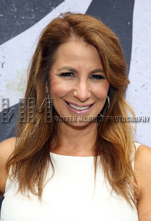"""Jill Zarin attends the Broadway Opening Night Performance for """"Beetlejuice"""" at The Wintergarden on April 25, 2019  in New York City."""