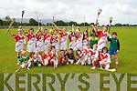 The hurling Cul Camp at Na Gaeil GAA club on Friday.