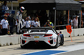 Pirelli World Challenge<br /> Grand Prix of Texas<br /> Circuit of The Americas, Austin, TX USA<br /> Sunday 3 September 2017<br /> Peter Kox/ Mark Wilkins pit stop<br /> World Copyright: Richard Dole/LAT Images<br /> ref: Digital Image RD_COTA_PWC_17282