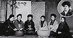 Undated - Seitosha (also known as the Bluestocking Society), Japanese feminist group founded in 1911 by Raicho Hiratsuka and produced Japanese feminist magazine by Hiratsuka and other members of the related group. (Photo by Kingendai Photo Library/AFLO)