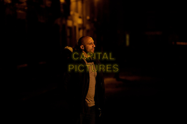 Yann Demange (Director)<br /> on the set of '71 (2014) <br /> *Filmstill - Editorial Use Only*<br /> CAP/FB<br /> Image supplied by Capital Pictures