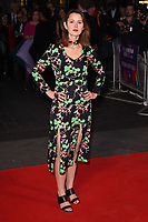 Emily Bevan at the premiere for &quot;Breathe&quot;, part of the BFI London Film Festival, at the Odeon Leicester Square, London, UK. <br /> 04 October  2017<br /> Picture: Steve Vas/Featureflash/SilverHub 0208 004 5359 sales@silverhubmedia.com