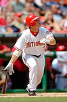 5 September 2005: Brad Wilkerson, of the Washington Nationals, at bat against the Florida Marlins. The Nationals defeated the Marlins 5-2 at RFK Stadium in Washington, DC, maintaining a close race for the NL Wildcard spot. Mandatory Photo Credit: Ed Wolfstein.