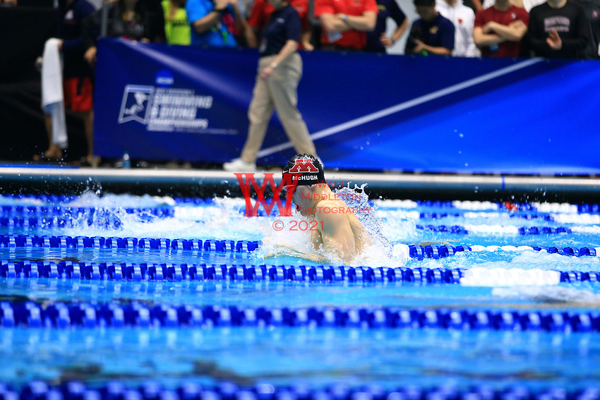 The University of Minnesota men's swimming and diving team compete at the 2017 NCAA National Swimming and Diving Championships in Indianapolis, IN. March 25, 2017<br /> (Photo by Walt Middleton Photography 2017)