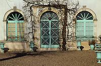 Europe/France/Aquitaine/33/Gironde/Pomerol: La façade du château Petrus [Non destiné à un usage publicitaire - Not intended for an advertising use]