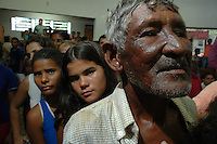 O corpo da missionária americana é velado na cidade de Anapú onde será enterrada.<br />  Anapú, Pará, Brasil<br /> 14/02/2005<br /> Foto Paulo Santos