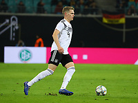 Matthias Ginter (Deutschland Germany) - 15.11.2018: Deutschland vs. Russland, Red Bull Arena Leipzig, Freundschaftsspiel DISCLAIMER: DFB regulations prohibit any use of photographs as image sequences and/or quasi-video.