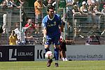 Sandhausen 10.05.2008, Marjan Petkovic (Torwart SV Sandhausen) in der Regionalliga beim Spiel SV Sandhausen - FC Bayern M&uuml;nchen II<br /> <br /> Foto &copy; Rhein-Neckar-Picture *** Foto ist honorarpflichtig! *** Auf Anfrage in h&ouml;herer Qualit&auml;t/Aufl&ouml;sung. Belegexemplar erbeten.
