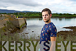 Luke Spenser who raised the alarm when a car went in to the water near Ballykissane pier on Saturday night.
