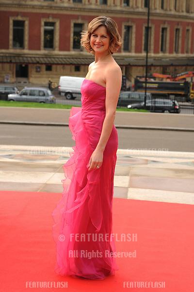 Katie Derham launches the 2011 BBC Proms season Royal Albert Hall, Kensington, London. 14/04/2011  Picture by: Steve Vas Featureflash