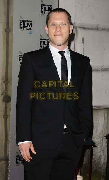 Rob Brown<br /> attended the BFI London Film Festival Awards 2013, 57th BFI London Film Festival day 11, Banqueting House, Whitehall, London, England, UK, 19th October 2013.<br /> half length black suit tie <br /> CAP/CAN<br /> &copy;Can Nguyen/Capital Pictures