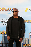 """LOS ANGELES - JUN 28:  Bokeem Woodbine at the """"Spider-Man: Homecoming"""" at the TCL Chinese Theatre on June 28, 2017 in Los Angeles, CA"""