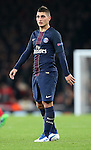 PSG's Marco Verratti in action during the Champions League group A match at the Emirates Stadium, London. Picture date November 23rd, 2016 Pic David Klein/Sportimage