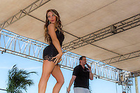 Bikini Contest, 12 Hours of Sebring, Sebring International Raceway, Sebring, FL, March 2015.  (Photo by Brian Cleary/ www.bcpix.com )