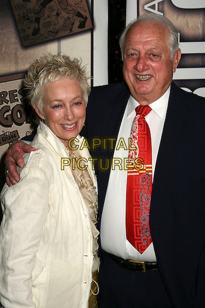 "TOMMY LASORDA & daughter LAURA.4th Annual ""In the Spirit of The Game"" Auction and Dinner Gala at the Beverly Hilton Hotel, Beverly Hills, California, USA, 6 Januray 2007..half length.CAP/ADM/BP.©Byron Purvis/Admedia/Capital Pictures"