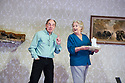 The Cane by Mark Ravenhill, directed by Vicky Featherstone. With Maggie Steed as Maureen,Alun Armstrong as Edward. Opens at The Jerwood Theatre Downstairs at The Royal Court Theatre on 13/12/18 pic Geraint Lewis EDITORIAL USE ONLY