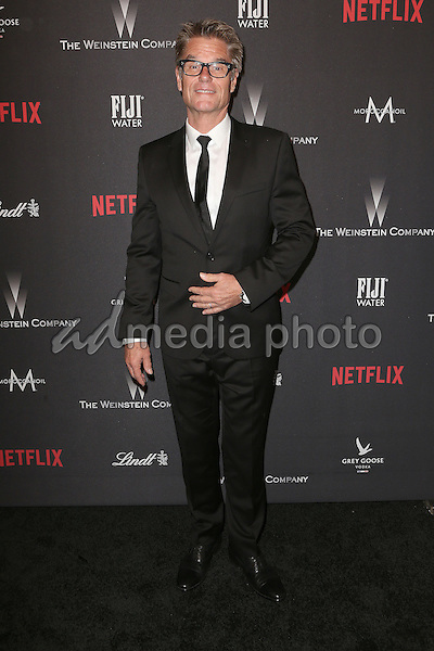 08 January 2016 - Beverly Hills, California - Harry Hamlin. 2017 Weinstein Company And Netflix Golden Globes After Party held at the Beverly Hilton. Photo Credit: F. Sadou/AdMedia