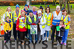 Volunteers at the 200th Tralee Park Run on Saturday. <br /> Front l-r, Aideen Lynch, Liz Galvin, Billy Lyons, Anna Marie Neligan O'Connell and Sophie Mulgrew. <br /> Back row l to r:  Sinead Healy, Tony Higgins, DJ O'Callaghan, Pat Sheehy, Majella Cahill, Ellen Lynch, John Walsh, and Sharon Condon.