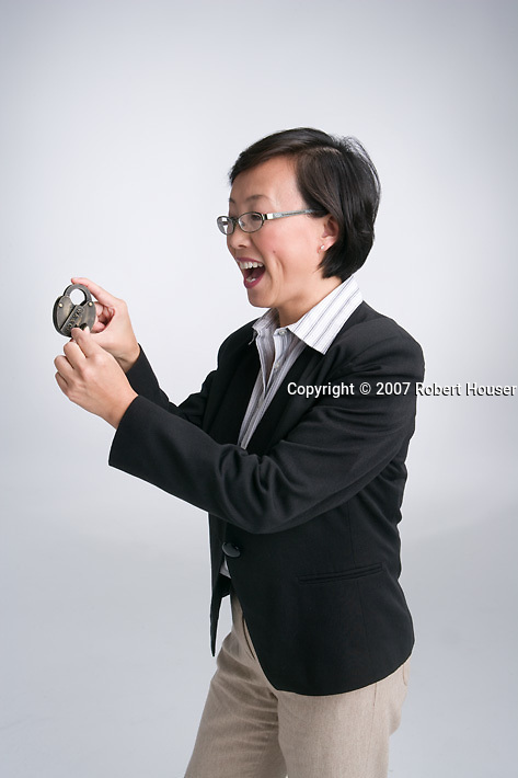Yuemei Zhang photographs -  Wells Fargo Team Member : Corporate Image Library by San Francisco Bay Area - corporate and annual report - photographer Robert Houser. 2007 pictures.
