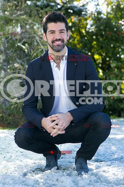 """Miguel Angel Munoz attend the """"WITHOUT IDENTITY"""" (Sin identidad) Second Season presentation on the set in Madrid, Spain. January 19 2015. (ALTERPHOTOS/Carlos Dafonte) / NortePhoto<br /> / NortePhoto.com"""
