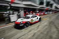 #92 PORSCHE GT TEAM (DEU) PORSCHE 911 RSR GTE PRO MICHAEL CHRISTENSEN (DNK) KEVIN ESTRE (FRA)