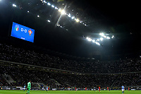 Fans turn on lights of their mobile phones during the Nations League League A group 3 football match between Italy and Portugal at stadio Giuseppe Meazza, Milano, November, 17, 2018 <br /> Foto Andrea Staccioli / Insidefoto