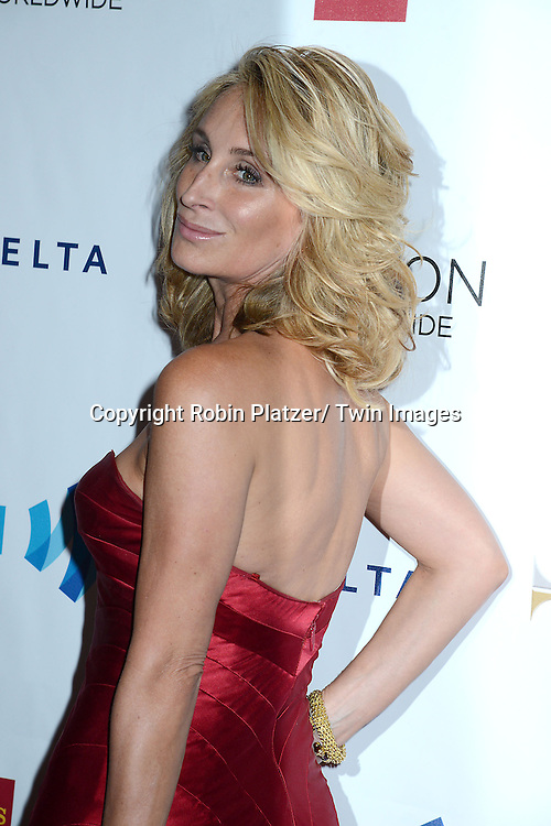 Sonja Morgan attends the 25th Annual GLAAD Media Awards at the Waldorf Astoria Hotel in New York City, NY on May 3, 2014.
