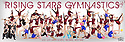 2014 - 2015 Rising Stars Gymnastics