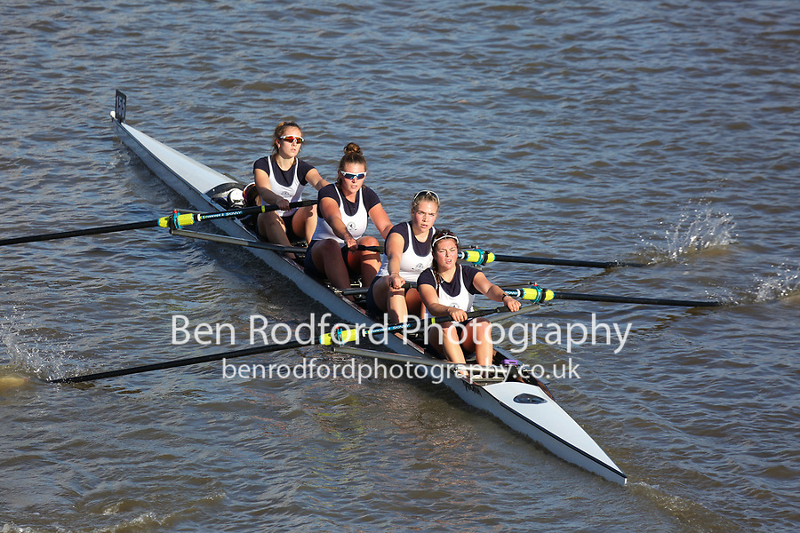 Crew: 154  LEA (G)  Lea RC (M Foxell)  W 4+ Jun Champ<br /> <br /> Fours Head of the River 2018<br /> <br /> To purchase this photo, or to see pricing information for Prints and Downloads, click the blue 'Add to Cart' button at the top-right of the page.