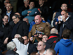 Rangers directors box, armed forces day