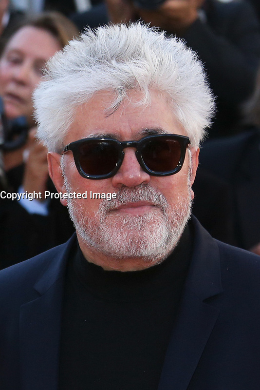 PEDRO ALMODOVAR - RED CARPET OF THE FILM 'OKJA' AT THE 70TH FESTIVAL OF CANNES 2017