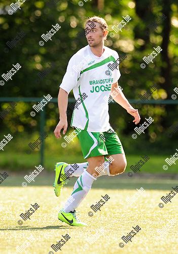 2014-07-26 / Voetbal / seizoen 2014-2015 / KFC Excelsior Kaart / Oscar Coppieters<br /><br />Foto: mpics.be